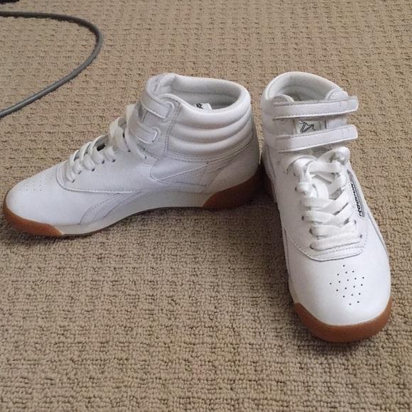 Reebok Shoes   Reebok Freestyle Hitop
